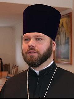 о. Олександр Бахов, фото СПЖ