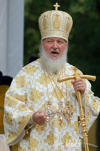 Принуждение к миру патр. Кирилла
