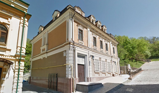 Будиночок на Гончарівці