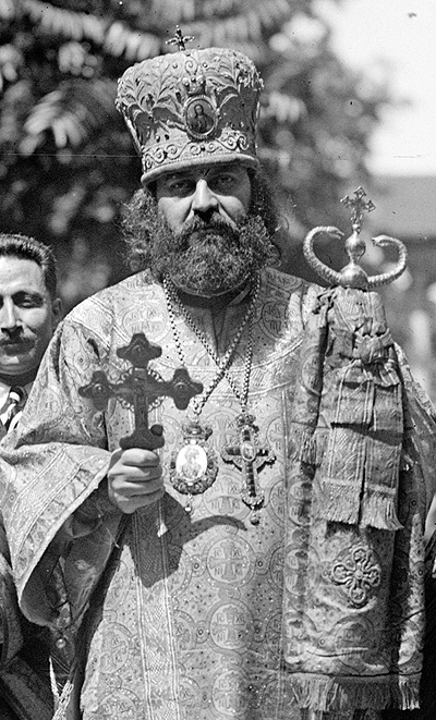 Афтіміос Офейш, 1922 р.