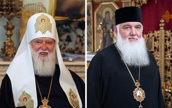 Предстоятелі УПЦ КП і УАПЦ