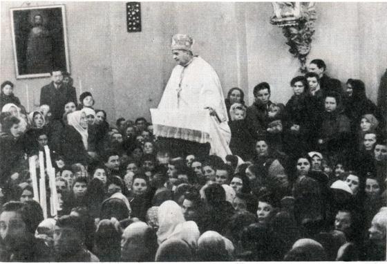 Проповідь о. Гавриїла Костельника