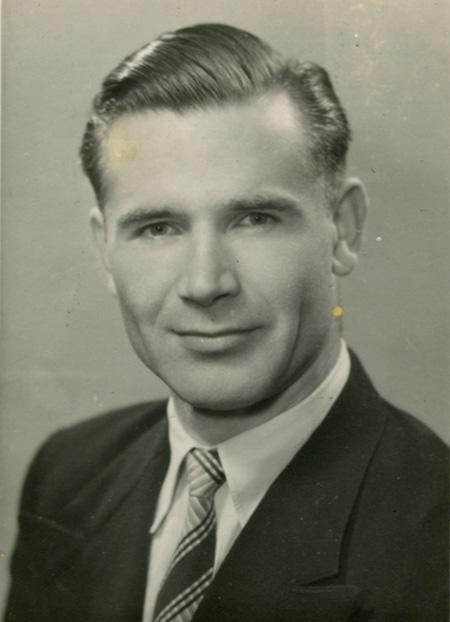 Благодар-Петро, 1975 р. Світлина надана дослідником Ігорем Іваньковим