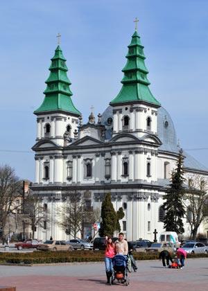 Катедра УГКЦ