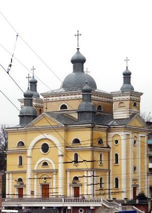 Церква Успення Богородиці