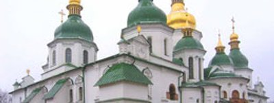 St. Sophia Cathedral May Be Transferred to Kyiv Cave Monastery Preserve