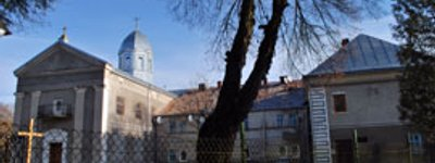 For years Basilians in Ternopil have tried to gain control of monastery