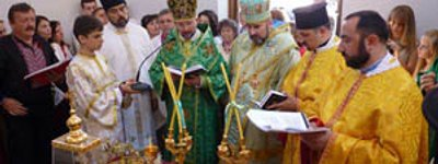 First Greek Catholic Church in Crimea Consecrated