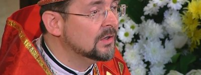 UGCC Bishop Bohdan Dziurakh on Maidan: 'Today Ukraine Needs People Who Have a New Heart...'