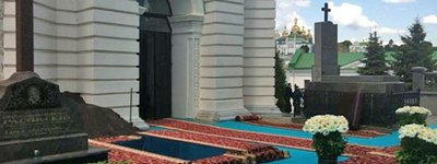 His Beatitude Volodymyr buried in the place he chose himself