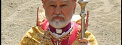 Archbishop Grigoris Buniatyan, head of Armenian Church Diocese of Ukraine died