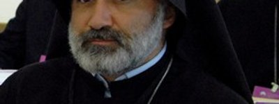 Bishop Marcos Hovhannisyan appointed as Primate of the Armenian Diocese of Ukraine