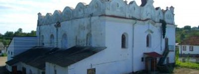 The synagogue in Sharhorod will be restored