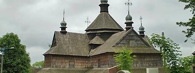 Conflict between the Ukrainian Orthodox of Moscow Patriarchate and the Ukrainian Greek Catholics over the church in western Ukrainian town of Kolomyya