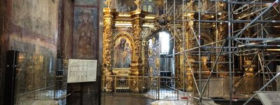 Interesting facts revealed during restoration work at St Sophia Cathedral in Kyiv