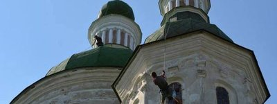 Full-scale reconstruction and excavations carried out at all sites of St Sophia Reserve