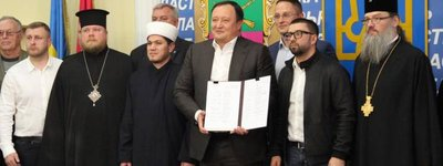 In Zaporizhia representatives of different faiths jointly took a stance against religious provocations