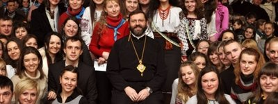 Let nobody ridicule Ukraine: Patriarch of UGCC appeals to youth
