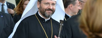 Head of UGCC says when Church will finish building Patriarchate