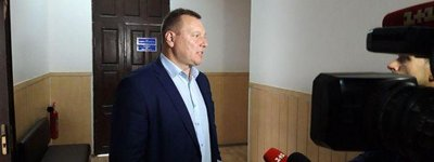 Avakov is asked to assess the police who lobby interests of OCU-MP in Vinnytsia