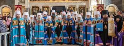 UOC-MP consecrats bishop for Luhansk region