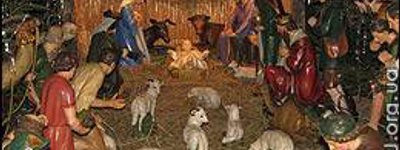 Christmas according to Gregorian and New Julian calendars celebrated today