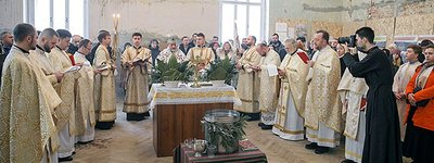 Small steps to a big goal: St Nicholas house of Mercy launched in Lviv