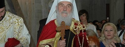 "Metropolitan Onufriy going to Montenegro to support ""persecuted"" Serbian Church"