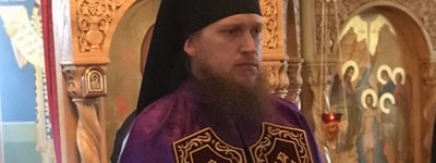 New vicar of Volyn Diocese ordained in UOC-MP