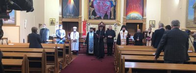 In Zaporizhzhia, Christians of different Churches and Muslims prayed for an end to the pandemic