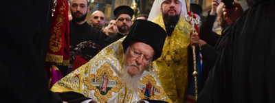 Tomos of autocephaly of the OCU