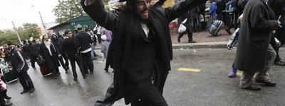 There will be no mass pilgrimage of Hasidic Jews to Uman this year