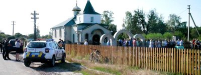 The community decided to leave the Moscow Patriarchate