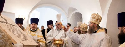 At the height of the war, 'Ukrainian patrons' fund cathedral renovation in Vologda, Russia