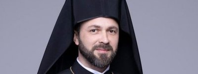 Exarch of Ecumenical Patriarchate in Ukraine, who served in Lutsk, becomes a bishop
