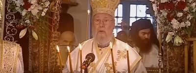 The Ukrainian issue will not be put to the vote by the Synod of the Church of Cyprus, - Archbishop Chrysostomos II