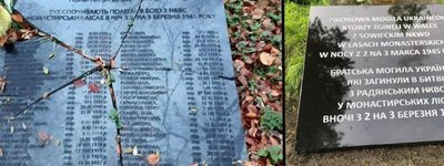 Poland admits exhumation of remains of UPA soldiers on Monastyr Mount, - Drobovych