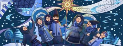 On January 7 christians celebrate Christmas according to julian calendar