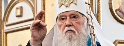 Filaret expects autocephaly from Moscow, - OCU speaker