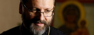 Patriarch Sviatoslav assured the faithful in the United States of prayerful support at these challenging times