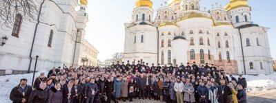 "Forum of ""persecuted"" called on the president to repeal the law that requires UOC-MP to indicate its affiliation to Russia"