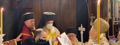 OCU hierarch participates in the ordination of a bishop of Patriarchate of Constantinople