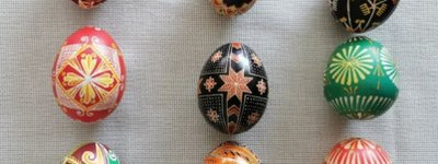 Competition for the best Ukrainian Easter egg announced in Poland