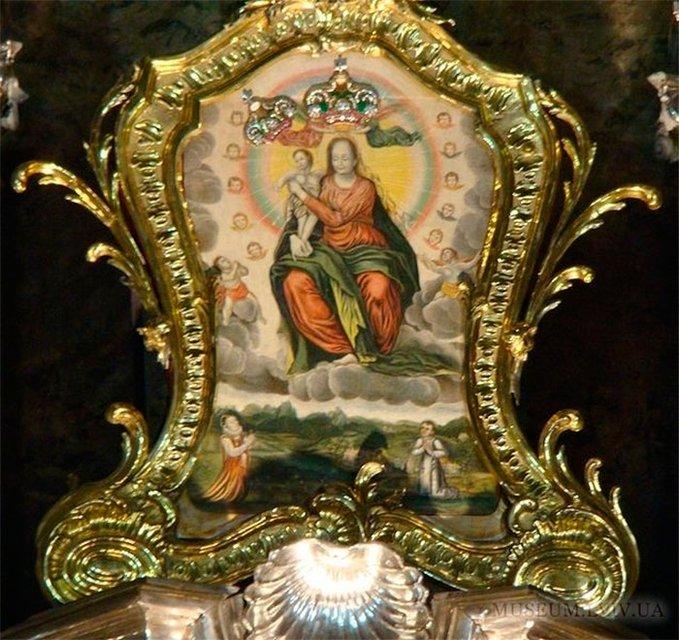 Мати Божа Милосердна, 1598 р. - фото 51199