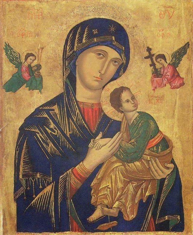 Мати Божа Неустанної Помочі - фото 51204