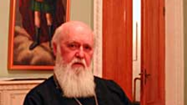 Interview with Patriarch Filaret (Denysenko) - фото 1