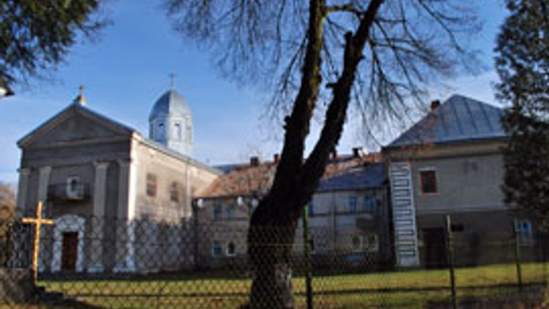 For years Basilians in Ternopil have tried to gain control of monastery - фото 1
