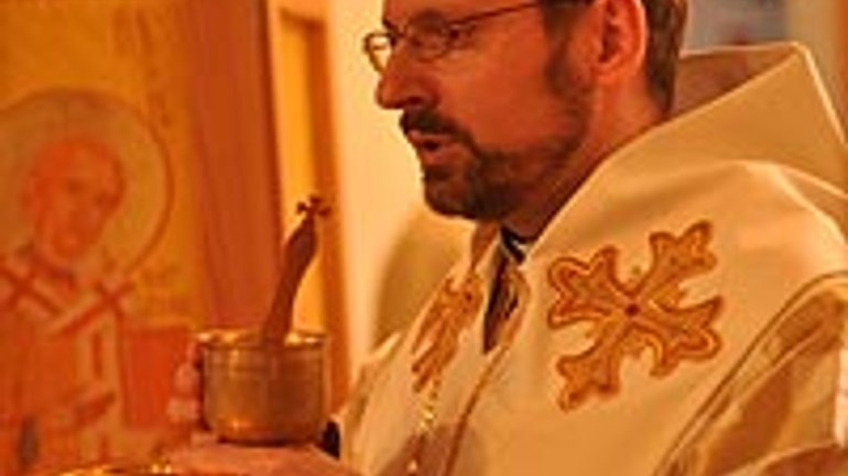 Argentinian Bishop Sviatoslav Shevchuk becomes new head of Ukrainian Greek Catholic Church - фото 1