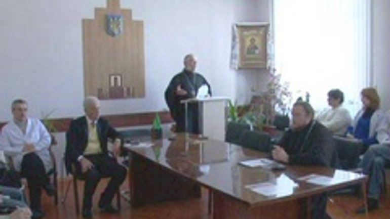 Clergymen and Doctors Hold Conference 'Orthodox Therapy' in Donetsk - фото 1