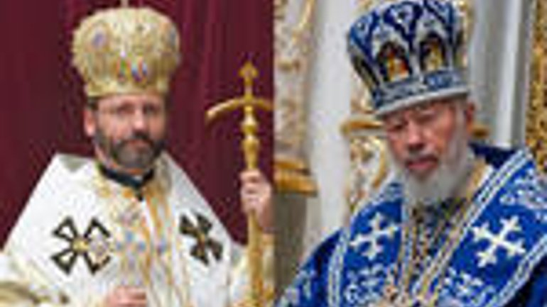 Head of UGCC: Metropolitan Volodymyr is Treasure Not Only of UOC But Whole Christian World - фото 1